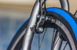 Bicycle Brakes Stock Photo