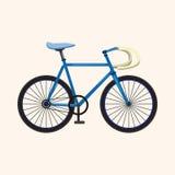 Bicycle cartoon design elements vector Stock Photos