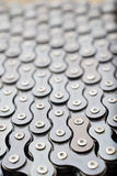Bicycle chain Royalty Free Stock Image