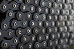 Bicycle chain Stock Photography
