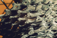 Bicycle Chain Stock Photos