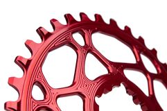 Bicycle chainring Stock Photos