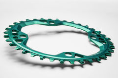 Bicycle chainring Stock Photography
