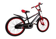 Bicycle for children Royalty Free Stock Photos