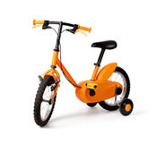 Bicycle for children Royalty Free Stock Images