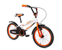 Bicycle for children Stock Image