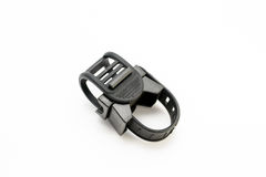 Bicycle clip Royalty Free Stock Image