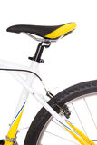 Bicycle Close-up isolated Stock Photography
