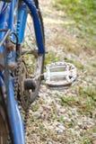 Bicycle close up. Royalty Free Stock Photos