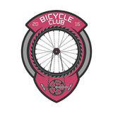 Bicycle club vector template logo Stock Photography