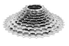 Bicycle cogwheel Stock Photos