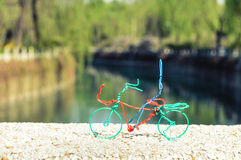 Bicycle Royalty Free Stock Photography