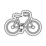 Bicycle cyclism sport Royalty Free Stock Photography