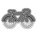 Bicycle cyclism sport Royalty Free Stock Photo