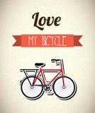 Bicycle design Stock Photo