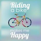 Bicycle design Stock Photos