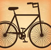Bicycle design Stock Image