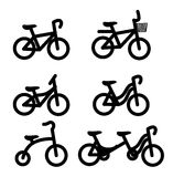 Bicycle design Royalty Free Stock Image
