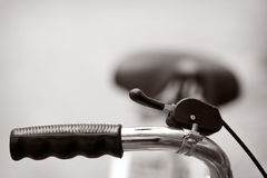Bicycle detail Royalty Free Stock Image