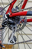 Bicycle detail 7 stock image