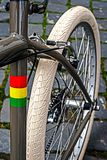 Bicycle detail 8 Royalty Free Stock Photography