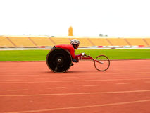 Bicycle disabilities Royalty Free Stock Photography