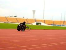 Bicycle disabilities Royalty Free Stock Photos