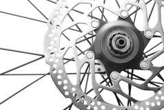 Bicycle disc brake Royalty Free Stock Photos