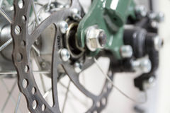 Bicycle disc brake Royalty Free Stock Photography