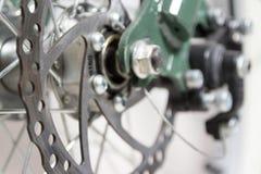Bicycle disc brake Royalty Free Stock Photography