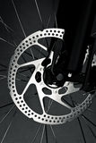 Bicycle disk brake Stock Photography
