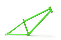 Bicycle frame Royalty Free Stock Photography