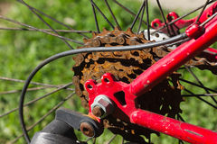 Bicycle Gear Royalty Free Stock Images