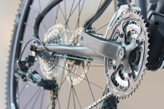 Bicycle gear Stock Photography