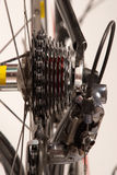 Bicycle gear system Stock Images