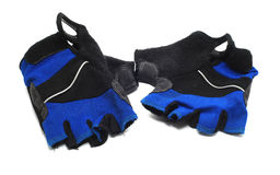 Bicycle gloves Royalty Free Stock Photo