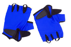 Bicycle gloves Stock Photos