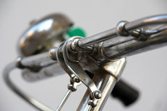 Bicycle handle Stock Images