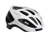 Bicycle helmet Stock Photography