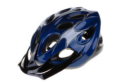 Bicycle helmet Royalty Free Stock Images