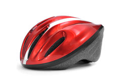 Bicycle helmet Royalty Free Stock Photos