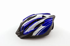 Bicycle helmet for safe driving . Royalty Free Stock Images