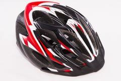 Bicycle helmet. Royalty Free Stock Image