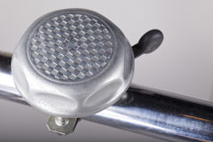 Bicycle horn Royalty Free Stock Image