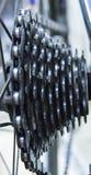 Bicycle hub Stock Image