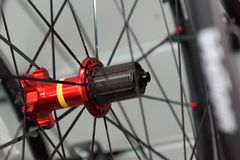 Bicycle hub Stock Photography