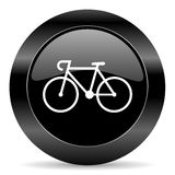 Bicycle icon Royalty Free Stock Photography