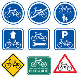 Bicycle icon Royalty Free Stock Image