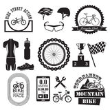 Bicycle icons set. Bicycle, icons ,set ,vector,EPS10 vector illustration