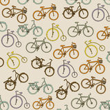 Bicycle  Illustration Royalty Free Stock Photo